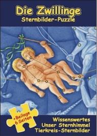 Puzzle Sternbild Zwillinge