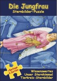 Puzzle Sternbild Jungfrau