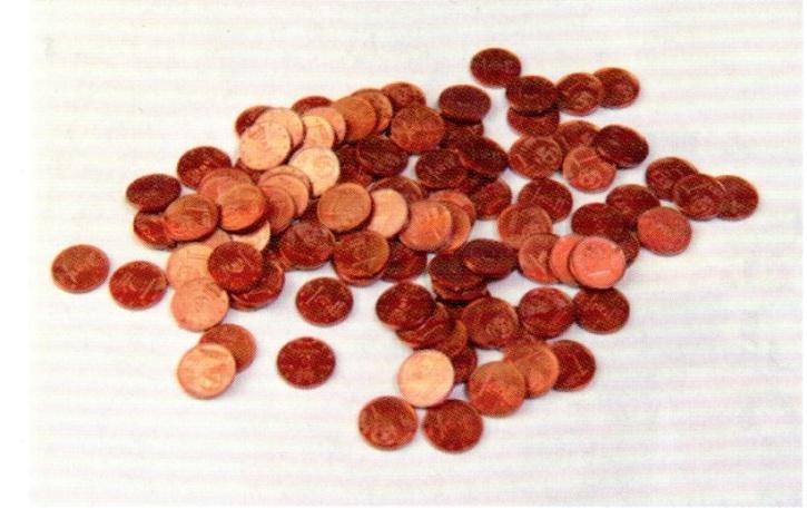 Euro-Münzen,  1 Euro-Cent