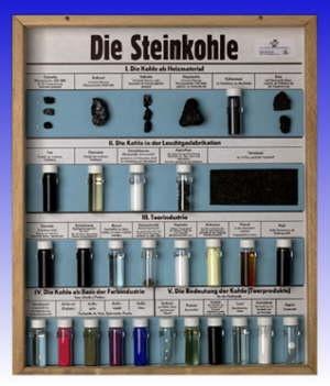 Technologie Schaukasten Rohstoff: Die Steinkohle