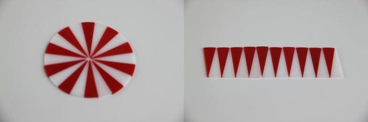 Kreisberechnungs-Modell