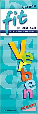 FIT in Deutsch - Wortschatz & Grammatik: Verben