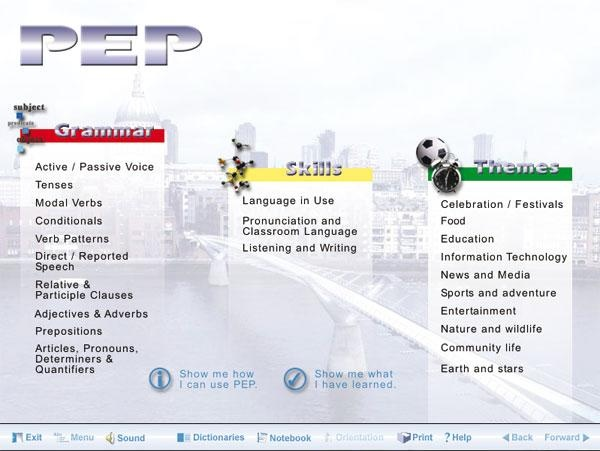 PEP Perfect English Practice, Module 1, CD-ROM