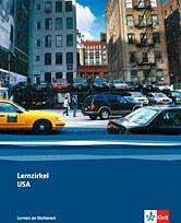 "Lernen an Stationen ""Lernzirkel USA"""