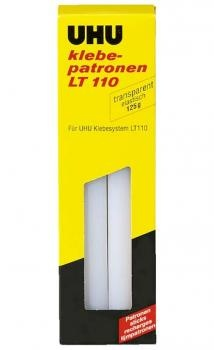 UHU Klebepatrone, transparent für UHU Klebepistole LT 110, und L