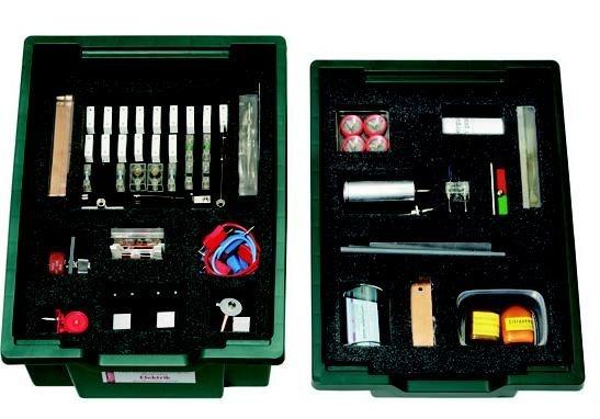 Schülerexperimentiergeräte (SEG) Elektrik
