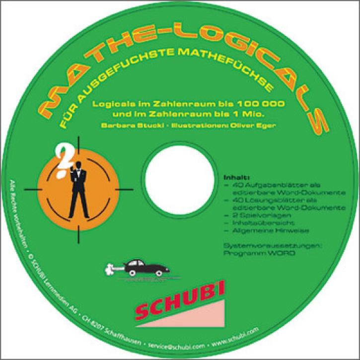 Mathe-Logicals - Für ausgefuchste Mathefüchse CD-Rom