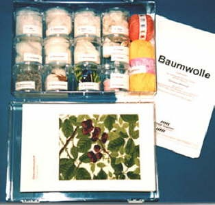 Lehrkassette Fasern: Baumwolle