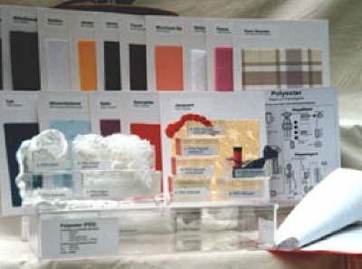 Lehrkassette Fasern: Polyester