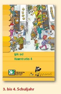 Max Lernkarten,  Logik und Konzentration 4