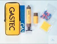 GASTEC - Gasteströhrchen, Kohlendioxid II, 0,5 - 8,0 Vol%, Pack