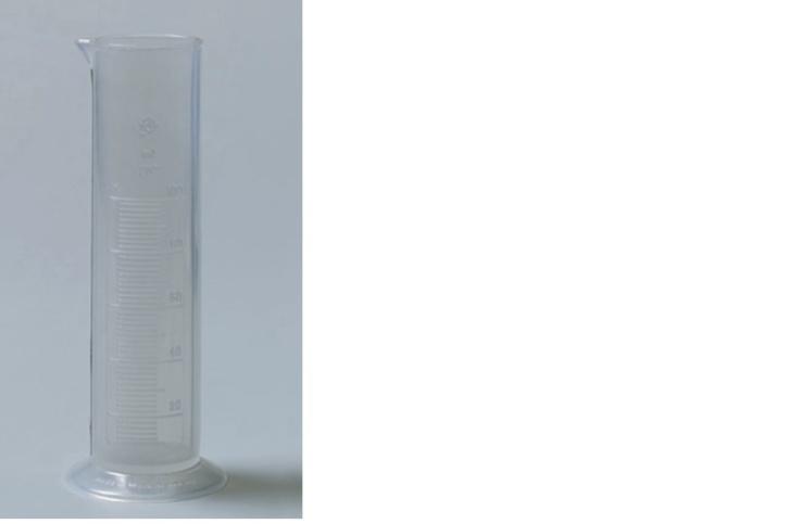 Messzylinder, Polypropylen, hF, 25 ml