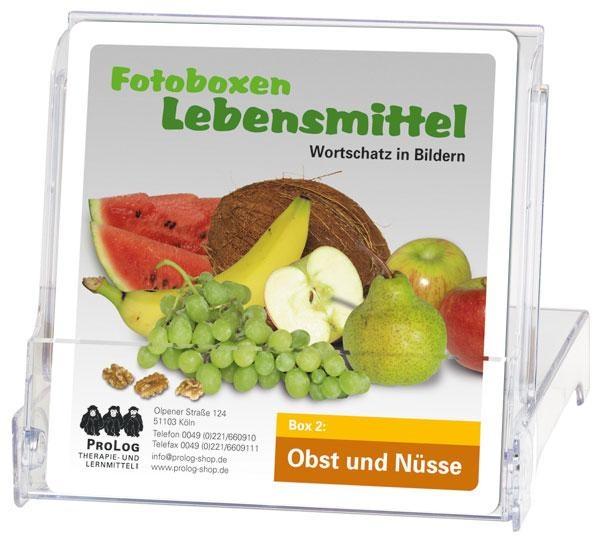 Fotobox Lebensmittel Kombipaket