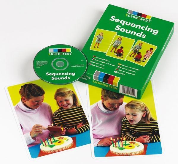Geräusch-Sequenzen