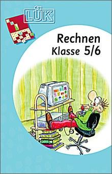 Lük-Heft Rechnen 4 (5./ 6 Kasse)