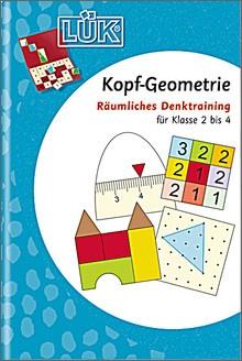 Lük-Heft Kopf-Geometrie