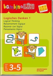 bambinoLük-Heft Logisches Denken 1