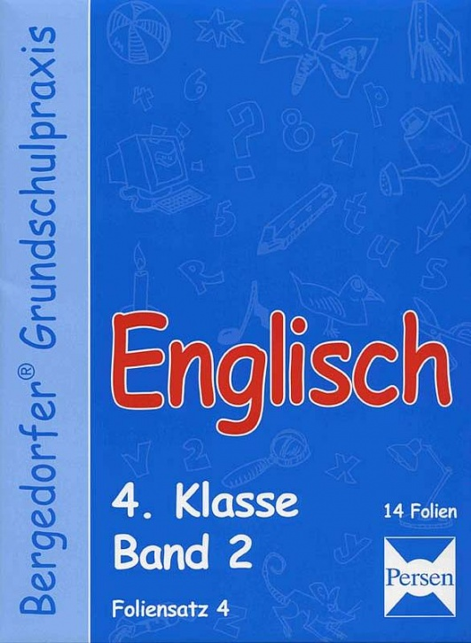 Englisch - 4. Klasse - Foliensatz 4