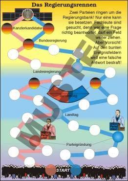 Transparentsatz Rätselspiele Deutschland