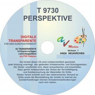 Digitale Folien auf CD – Perspektive