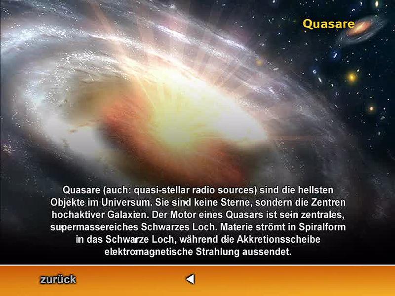 Lehrmittel Didaktische DVD Das Universum Schullizenz 978-3-12-828356-2