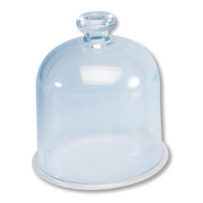 lehrmittel vakuumglocke aus glas mit halteknauf 1003167 3b. Black Bedroom Furniture Sets. Home Design Ideas