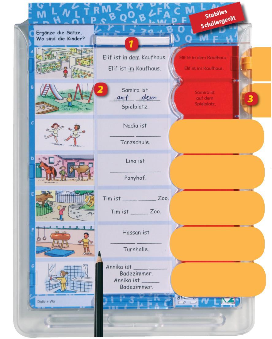 Kalender kennenlernen grundschule
