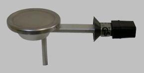 Experimentier-Heizplatte 230 V AC, 150 W, mit Stab
