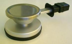 Experimentier-Heizplatte 230 V AC 150 W, mit Fuß