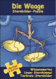 Puzzle Sternbild Waage
