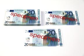 Euro-Scheine, 20 Euro