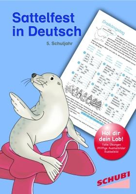 Sattelfest in Deutsch, 5. Schuljahr