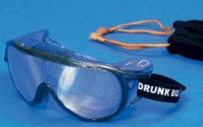 Alkoholrausch-Brille, 1,0 promille