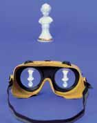 Umkehrbrille, Die Welt steht auf dem Kopf