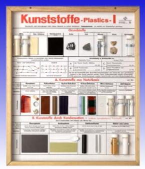 Technologie Schaukasten Rohstoff: Kunststoffe I