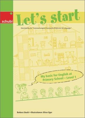 Let's start, Frühenglisch, ab 3.Schuljahr