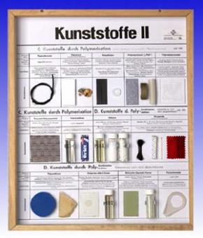 Technologie Schaukasten Rohstoff: Kunststoff II