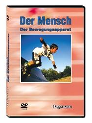 DVD-Video: Der Mensch: Der Bewegungsapparat