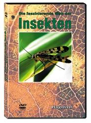 DVD-Video: Die faszinierende Welt der Insekten