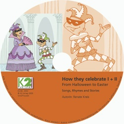 How they celebrate  Audio-CD: Songs, Rhymes, Poems