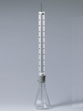 Thermometermodell, komplett