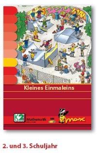 Max Lernkarten,  Kleines Einmaleins