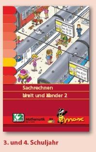 Max Lernkarten,  Sachrechnen Uhrzeit und Kalender 2