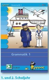 Max Lernkarten,  Grammatik 1, Sprache untersuchen