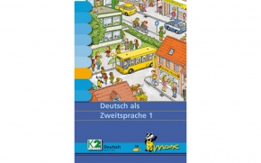Max Lernpaket Deutsch als Zweitsprache 1-4