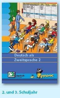 Max Lernkarten,  Deutsch als Zweitsprache 2