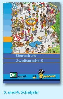 Max Lernkarten,  Deutsch als Zweitsprache 3