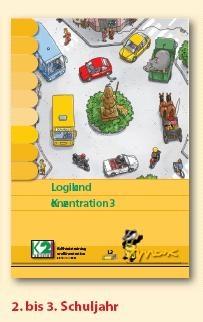 Max Lernkarten,  Logik und Konzentration 3