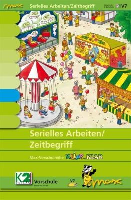 Max Lernkarten: Serielles Arbeiten / Zeitbegriff