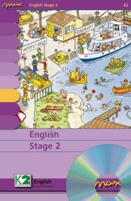 Max-Lernkarten + CD ENGLISH STAGE 2: Wortschatzerweiterung, Sätz